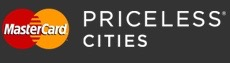 Mastercard Priceless cities logo