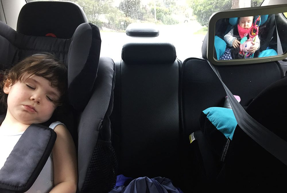 Tips for surviving a road trip with kids
