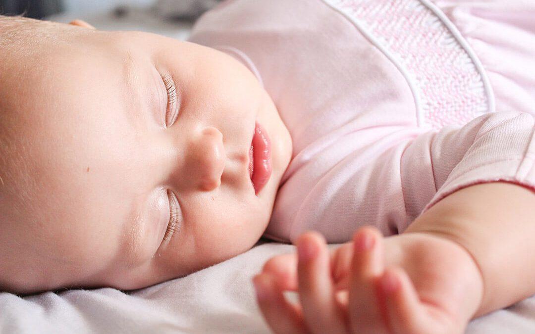How a freelance writing job helped my baby sleep through the night