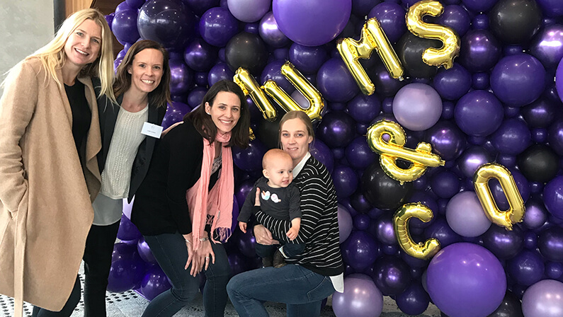 What I learnt from my first business mums conference