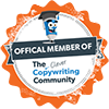 Clever Copywriting School badge